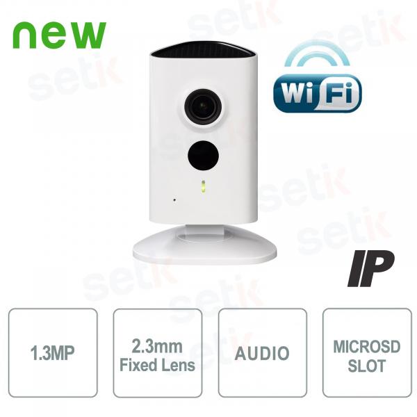 Telecamera IP da interno 1.3MP HD WiFi e IR LED - Serie C - Dahua