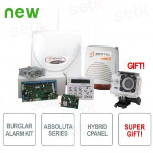 Promo Kit Antivol ABS42 Bentel +... Bentel Security KITABS42 Kits Complets