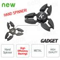 Hand Spinner Fidget Spin in Alluminio - Setik