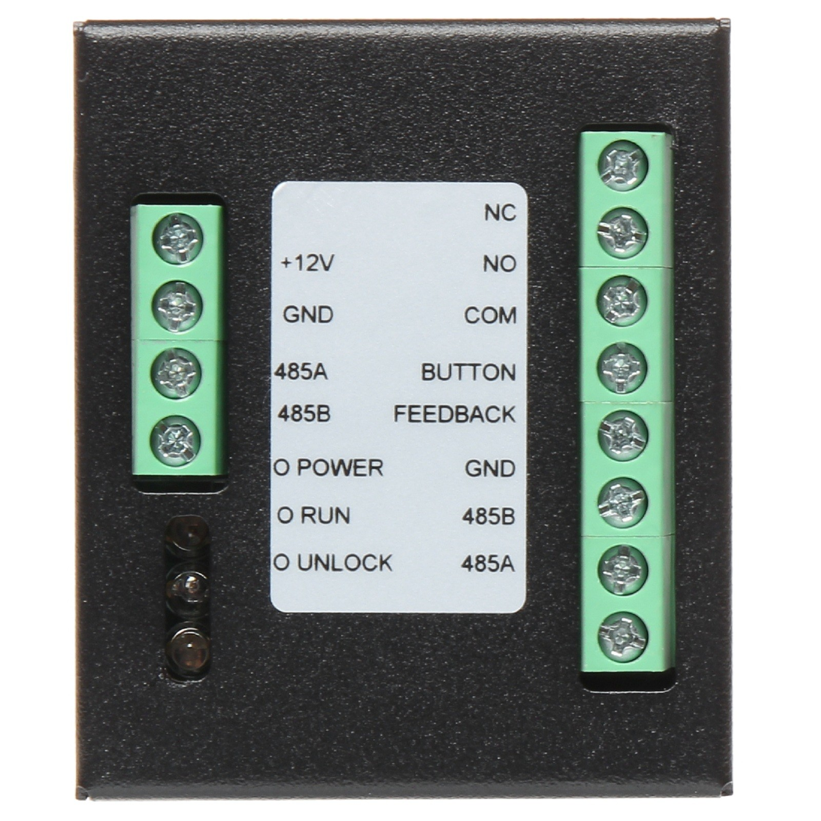 Dee1010b module optionnel sur rs485 relais pour stations for Cosa significa touche