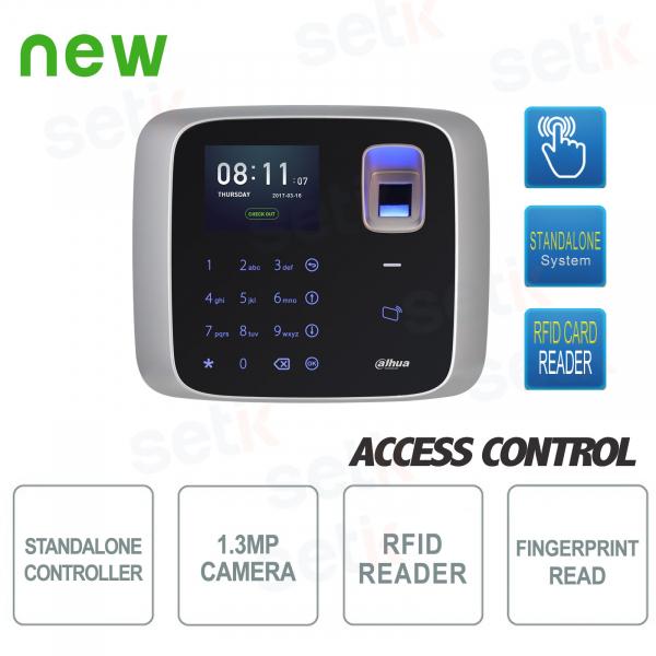 Access Control and Presence Biometric Terminal - Dahua