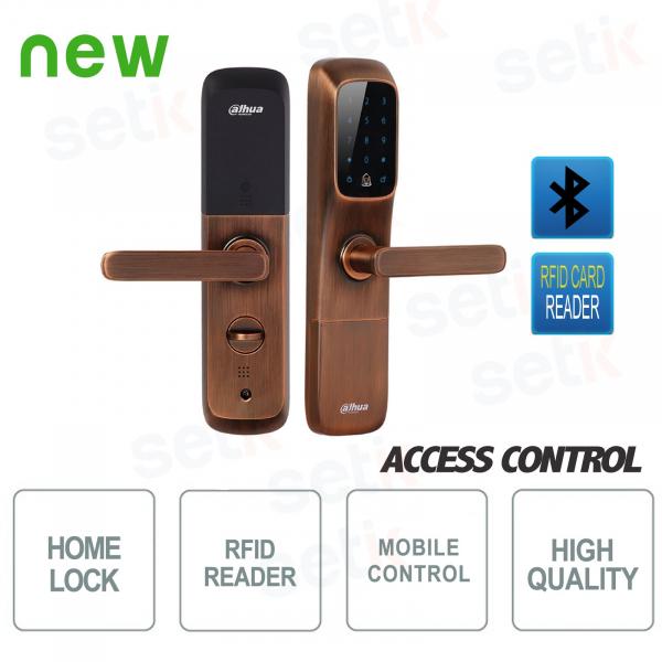 Serratura intelligente Bluetooth con lettore RFID - Dahua