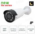 Telecamera Bullet IP Starlight 2Mpx 2.8-12mm Serie Lite - Setik