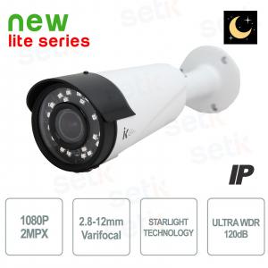 Telecamera Bullet IP Starlight... Setik BLIP20-2812STAR Telecamere IP
