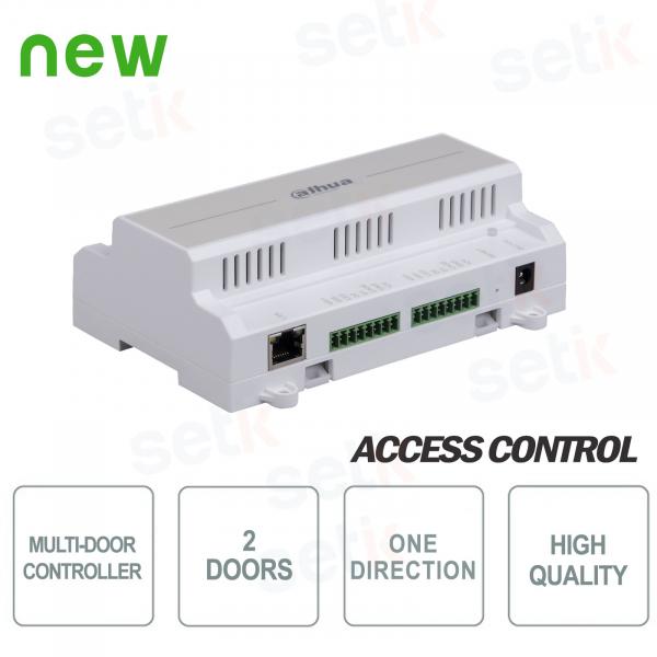 Controller per controllo accessi due porte di un senso - Dahua