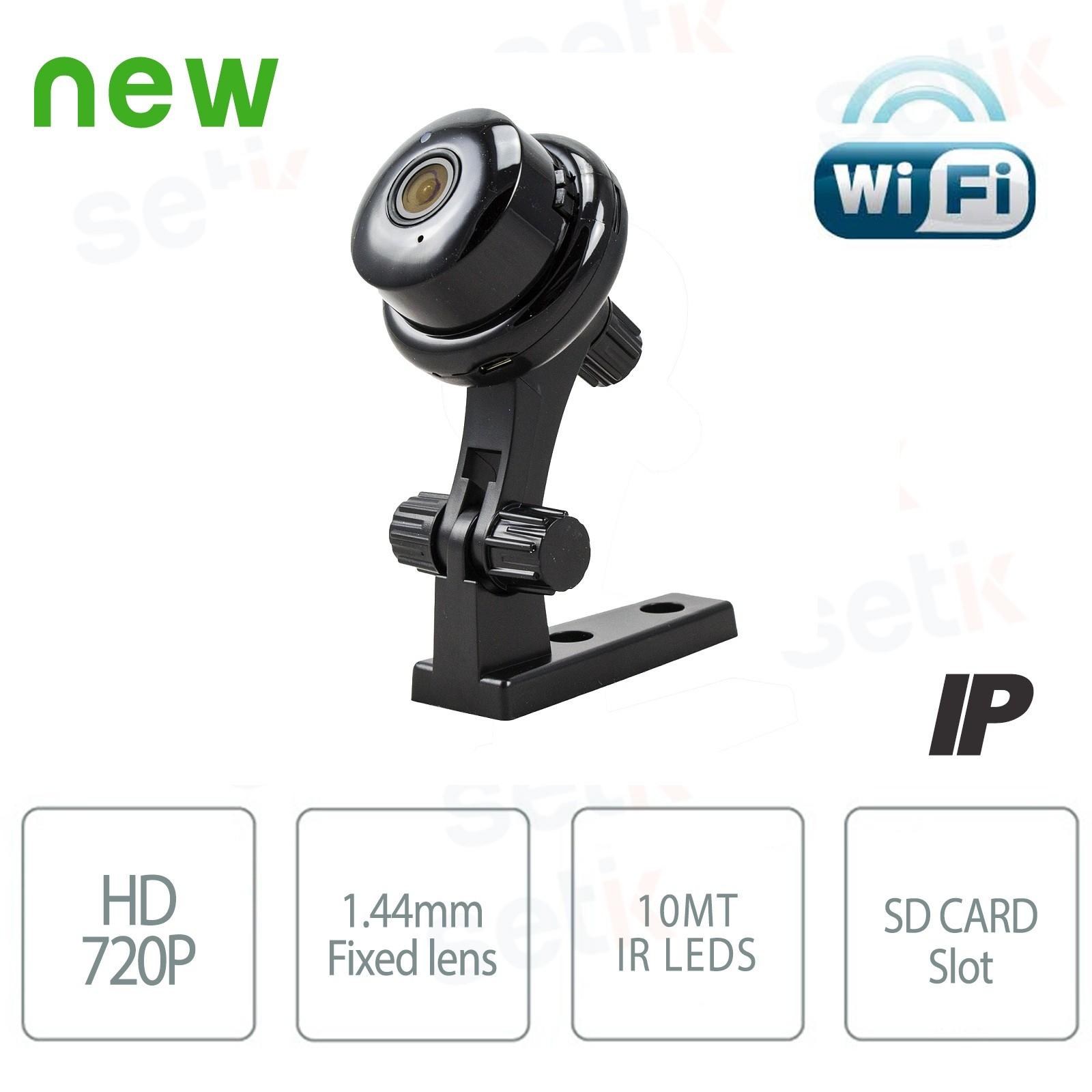 Hdipbutt 360w telecamera nascosta ip spy cam hd wifi for Bentel absoluta manuale installatore