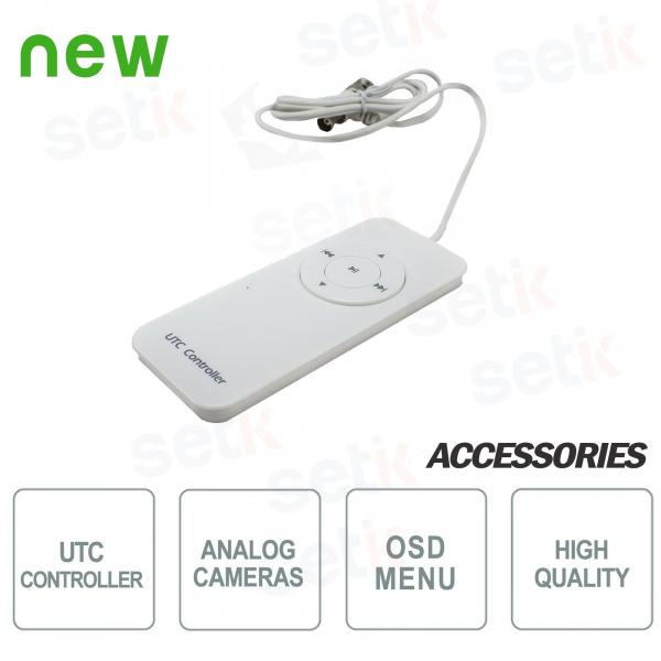 UTC Controller per telecamere analogiche - Setik