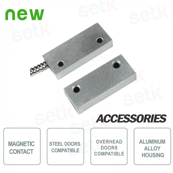 Setik CSA 403-AP Metal Magnetic Visible Contact