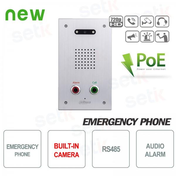 Telefono d'emergenza PoE con telecamera - Dahua