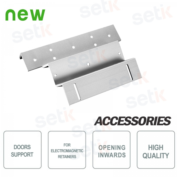 ZL bracket for doors - Setik