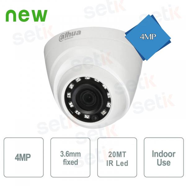 HD CVI Dome 4MP SMD camera from Dahua interior