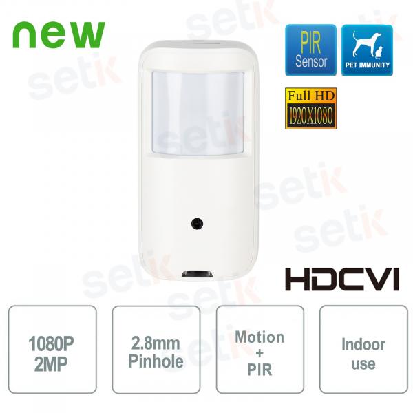 Telecamera HD CVI 1080P Real PIR MotionEye Dahua