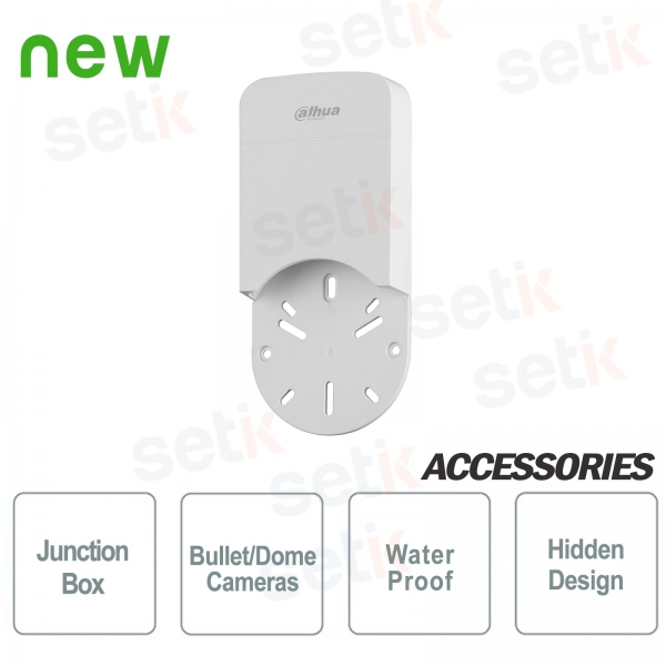 Junction Box for Dahua bullet and dome