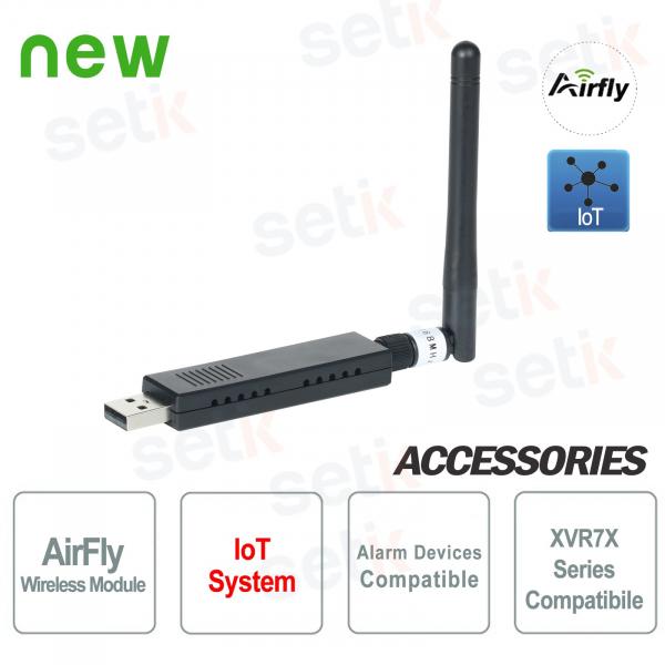 Chiavetta WiFi modulo Airfly wireless usb - Dahua