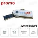 Chiavetta USB - Gadget Ufficiale Setik