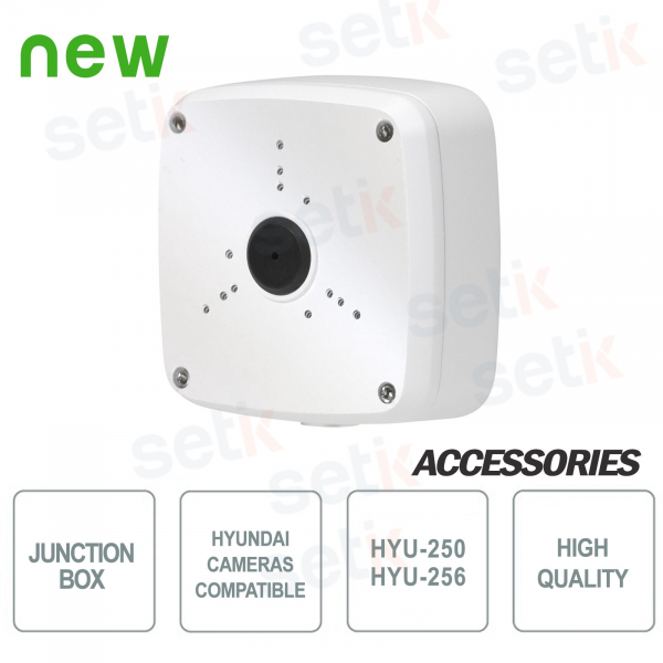 Junction box for Hyundai HYU-250 and HYU256 cameras