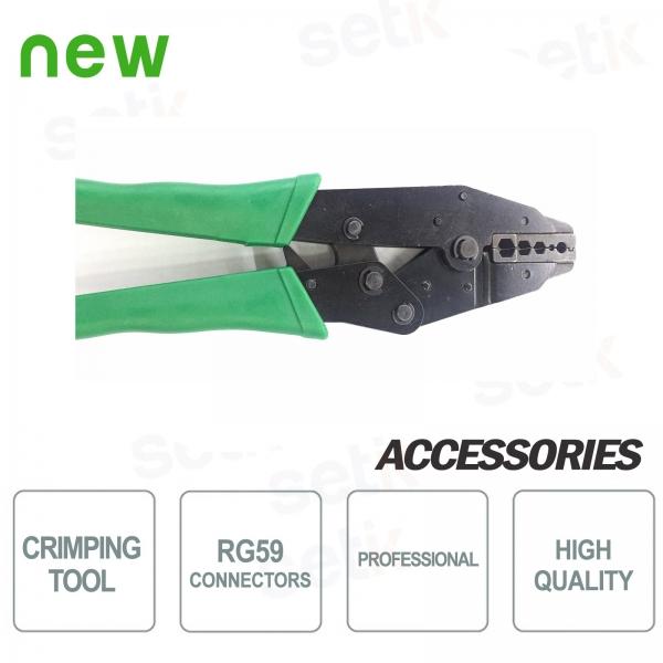 Crimping Tool for RG59 TU-301C