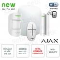 AJAX Kit di Allarme Professionale Wireless senza fili GPRS / Ethernet