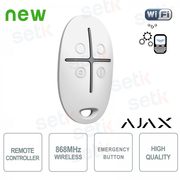 Ajax Remote control wireless alarm 868Mhz