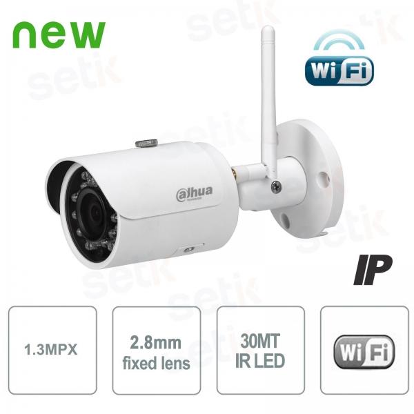 Telecamera Wireless Bullet IP 1.3Mpx 2.8mm - Dahua
