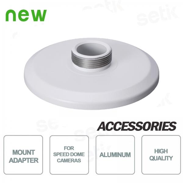 Attacco in alluminio per Speed Dome Dahua