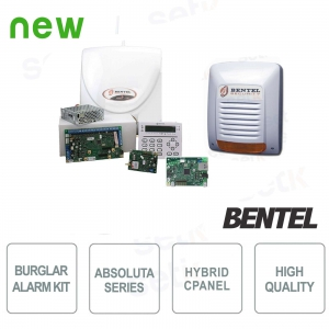 ABS42-IP complete anti-theft kit  Bentel Security KITABS42-IP Hybrids