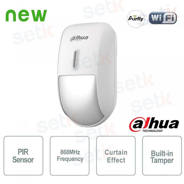 Dahua PIR Sensor Curtain Effect Alarm 868MHz 10MT 15 °