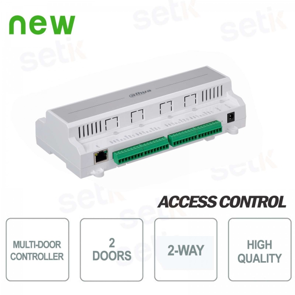 Two-way two-way access control controller - Dahua