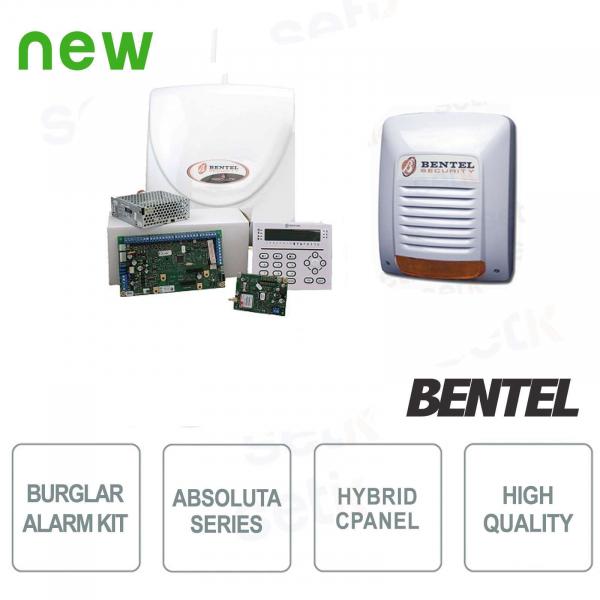 Promo Kit Antifurto Bentel ABS42