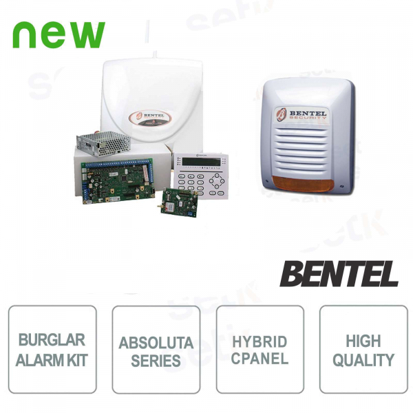 Promo Kit Bentel ABS ABS42