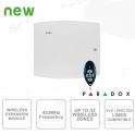 433 MHz Ricevitore radio bidirezionale con telecomando REM2 - Paradox