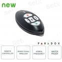 Paradox Two-way remote control 433MHz keychain