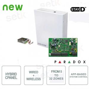 Spectra Centrale Paradox SP5500... Paradox SP5500 Hybrids