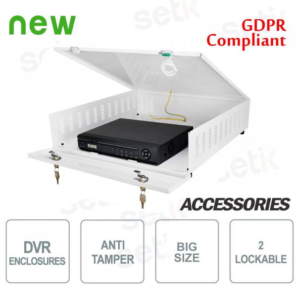 Pulsar Tamper metal box DVR box - Big