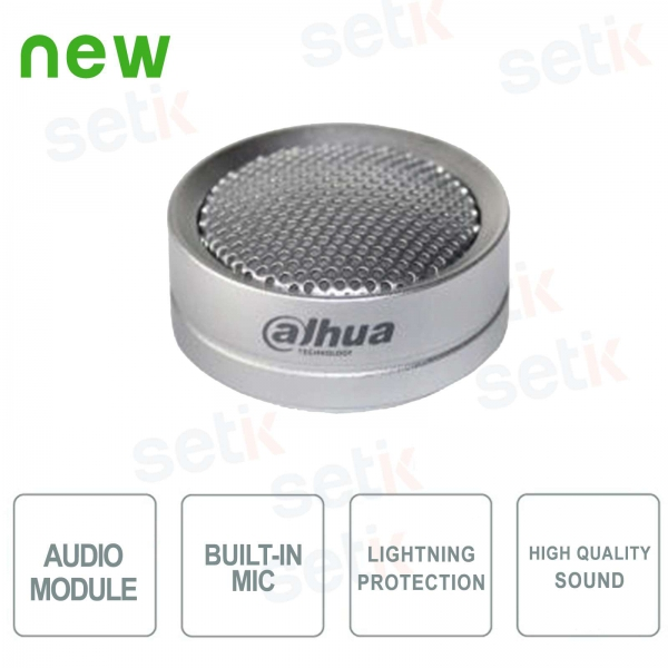 High Sensitivity Microphone Audio Module - Dahua
