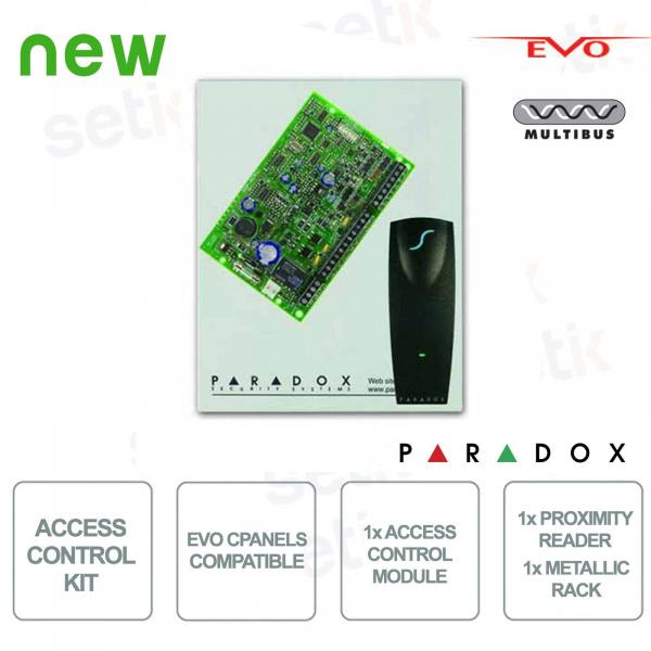 Paradox KIT Controllo Accessi per Centrali EVO