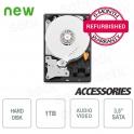"HD 1TB 3.5 ""Hard Disk - Refurbished with Warranty - High Quality"