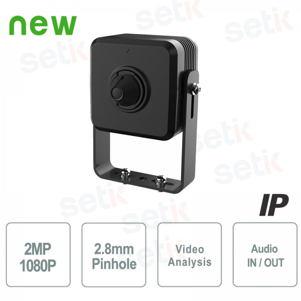 Dahua 2MP 2.8mm Mini IP Camera ONVIF Pinhole WDR IVS