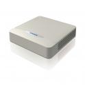 NVR 4 Channels IP ONVIF 4 MP 40Mbps H.265 + P2P Hyundai