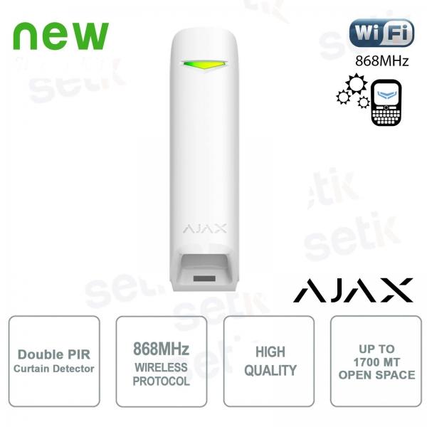 Ajax Double Effect PIR Detector Tent 868MHz
