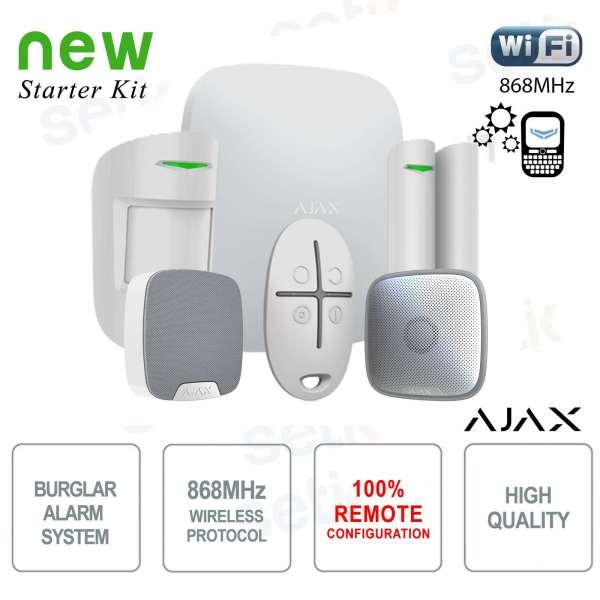 AJAX Kit di Allarme Professionale Wireless HUB Kit Siren
