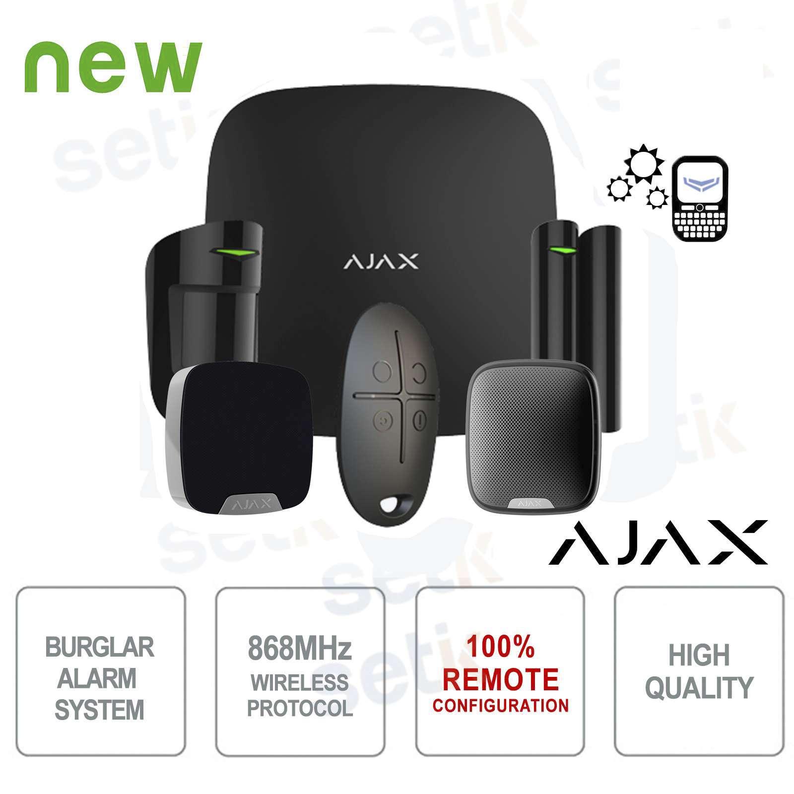Ajax aj-doorprotect-w T/ür//Fenster Kontakt magnetisch