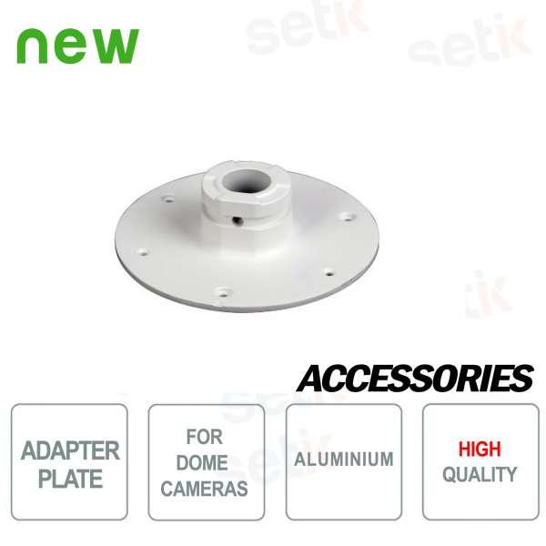 Adattatore piatto per Telecamere Dome - Dahua