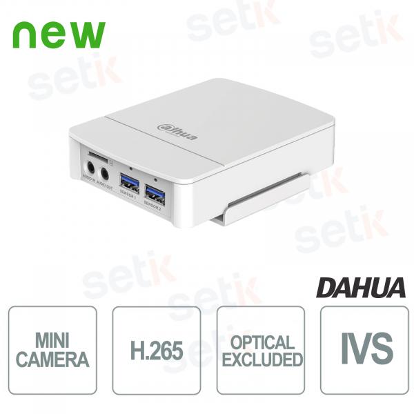 Mini Telecamera IP ONVIF Dahua 2MP VIDEO ANALISI