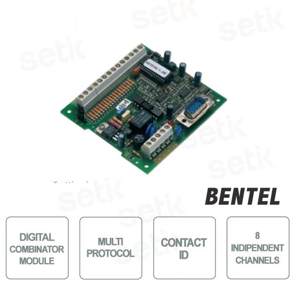 Contact ID Digital Multi-Protocol Dialer Module - Bentel Security