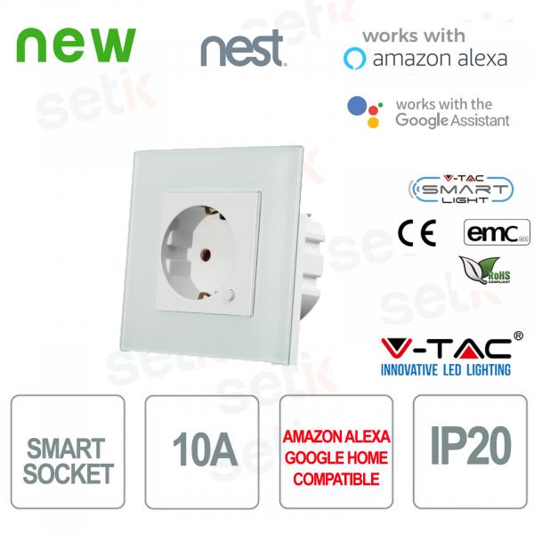 WIFI External socket Smart Home Alexa Google Home Nest V