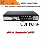 Nvr 8 Channels IP Setik @1080P - OUTLET