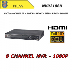8 channel IP 2108H Smart Mini Nvr - HDMI – Dahua