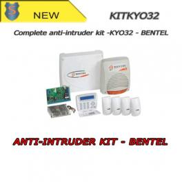 Kitkyo32 kit allarme a filo 32 zone bentel kyo32 for Bentel kyo 320 prezzo
