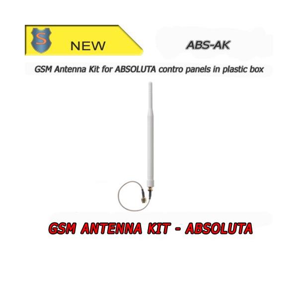GSM-Antenne für Kunststoffgehäuse der ABSOLUTA-Serie - Bentel